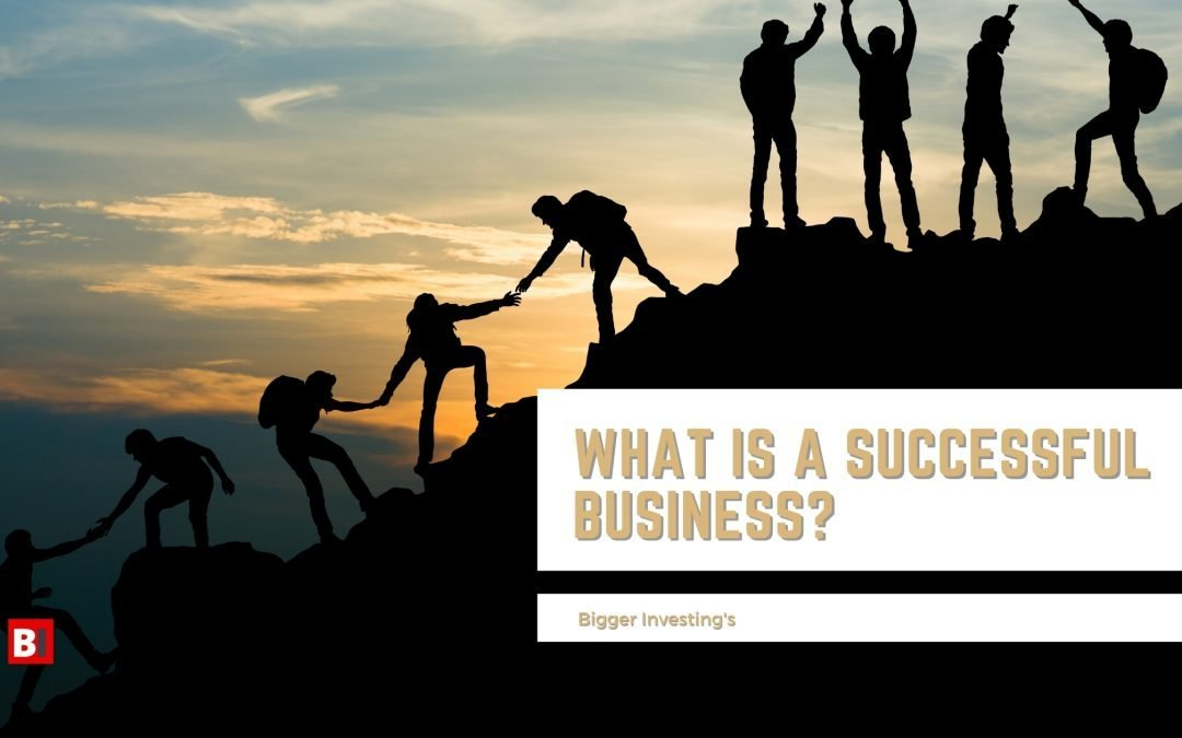 What is a Successful Business?