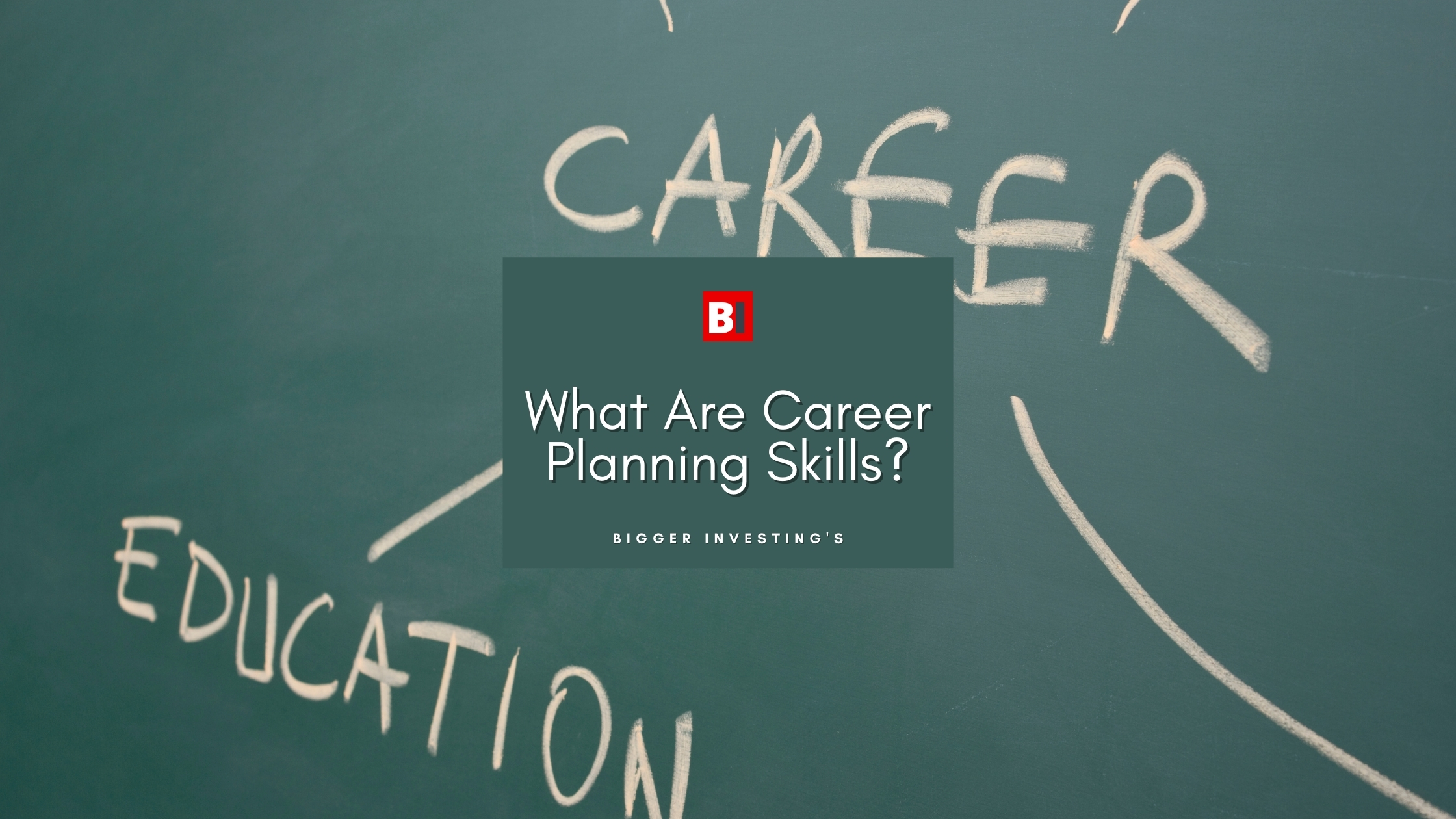 What Are Career Planning Skills?