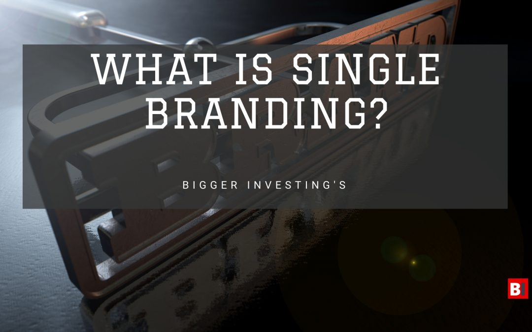 What is Single Branding?