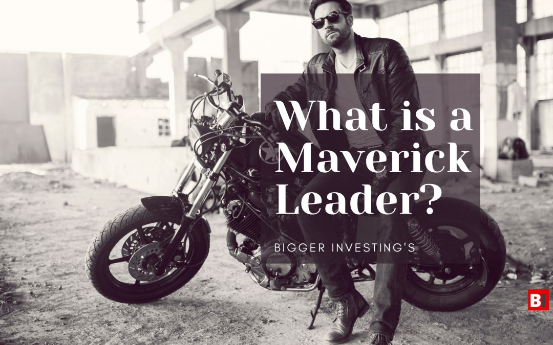 What is a Maverick leader?