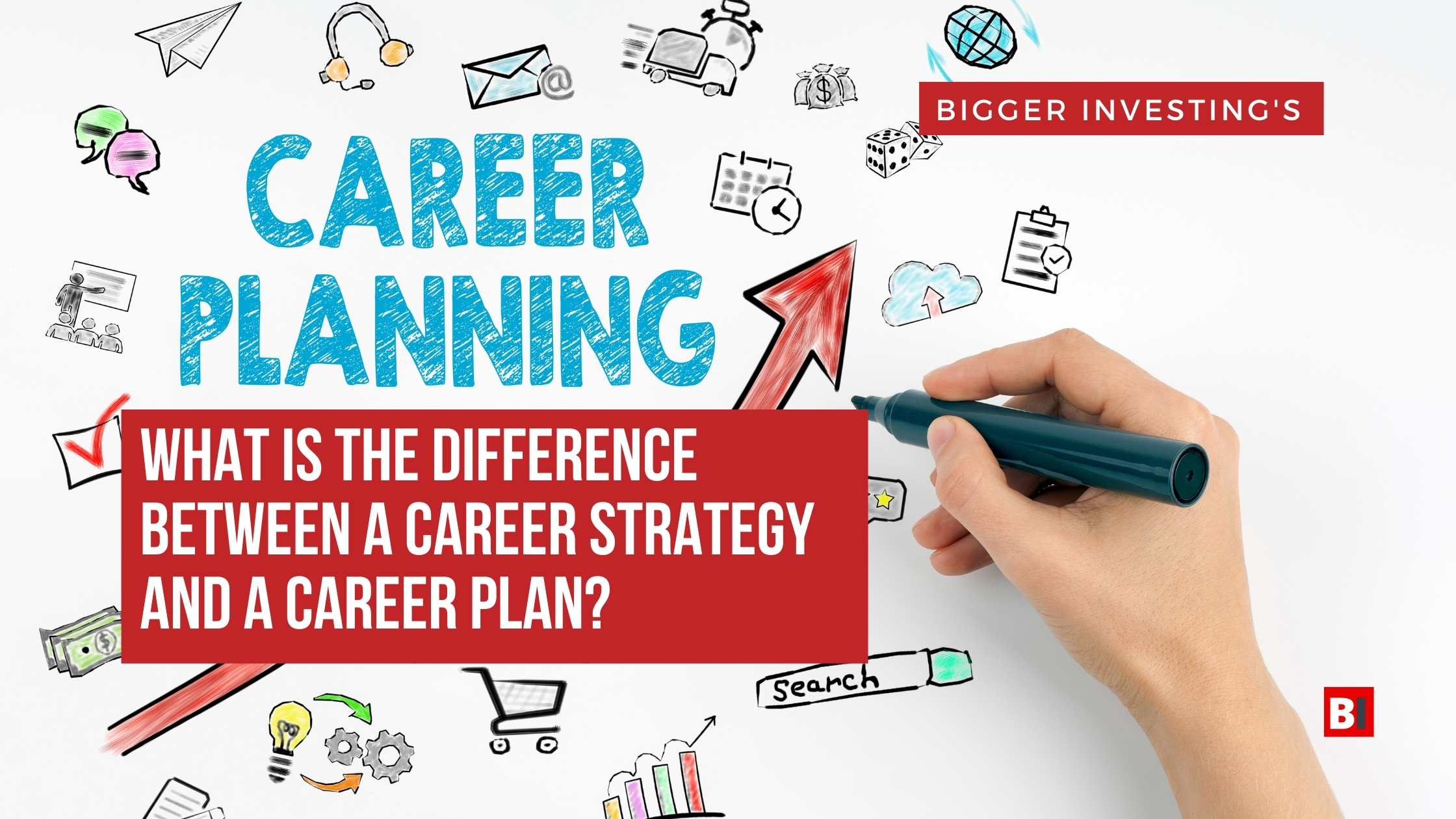 What is the Difference Between a Career Strategy and a Career Plan?