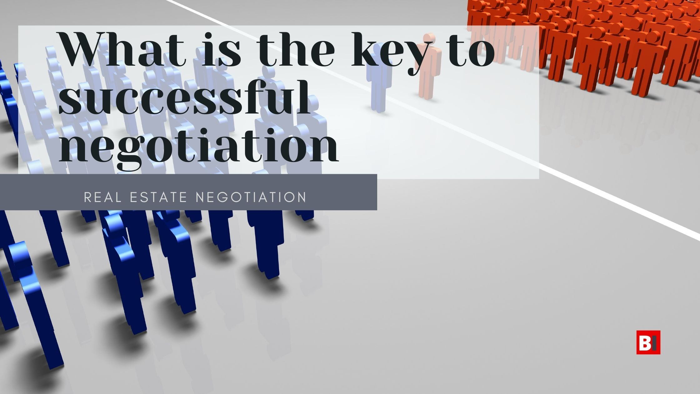 what is the key to successful negotiation