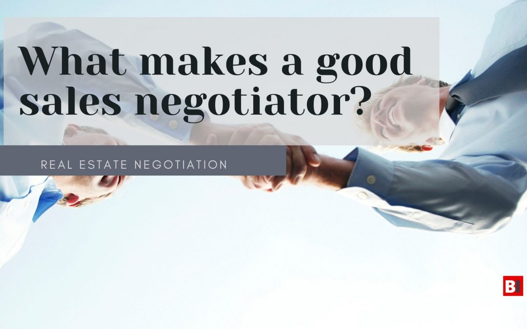 What Makes a Good Sales Negotiator?